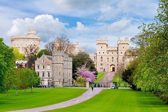 温莎自由行旅游攻略--景点温莎城堡
