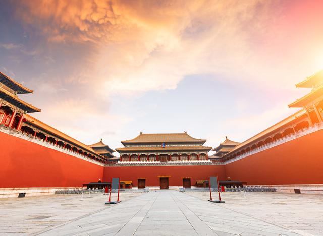 北京十大名胜古迹1:故宫