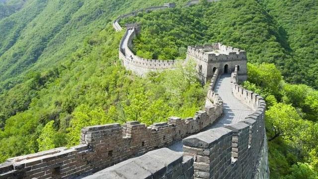 北京十大名胜古迹3:八达岭长城