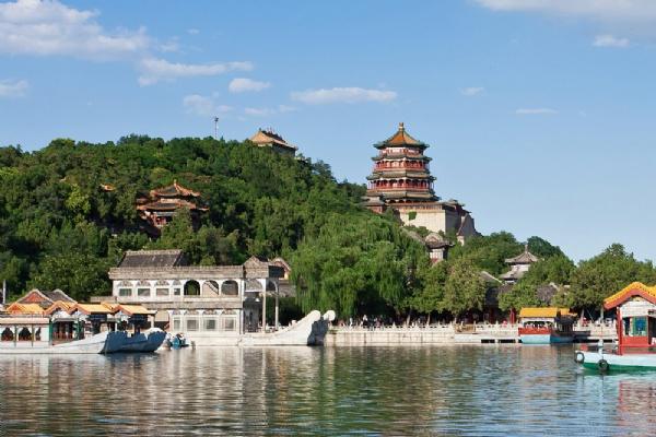 北京十大名胜古迹6:颐和园
