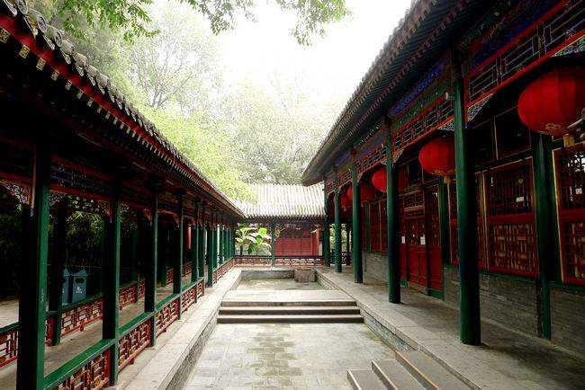 北京十大名胜古迹7:恭王府