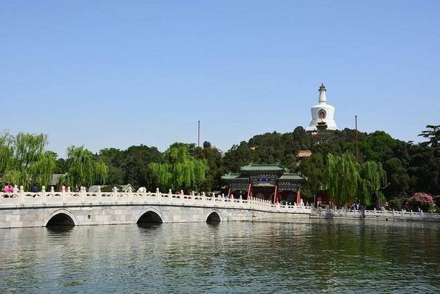 北京十大名胜古迹8:北海公园