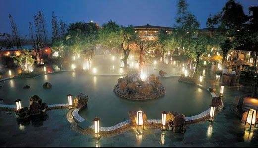 中国十大温泉排行榜--御温泉