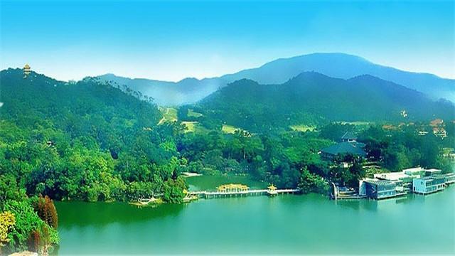 广东十大旅游风景区--广州白云山风景区
