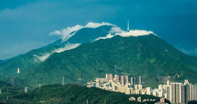 广东十大旅游风景区--深圳梧桐山风景区