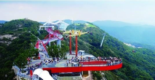 广东十大旅游风景区--深圳华侨城旅游区