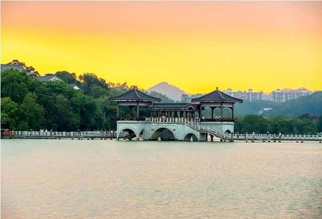 广东十大旅游风景区--惠州西湖风景区