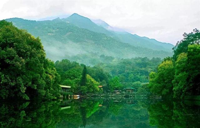 广东十大旅游风景区--惠州罗浮山风景区