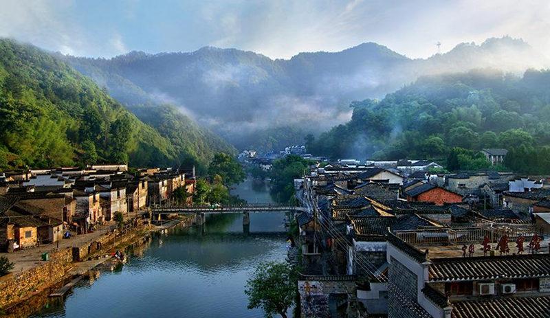 中国四大古镇是哪四个?中国四大古镇名气排名与简介