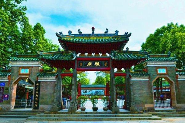 中国四大古镇3、广东的佛山镇