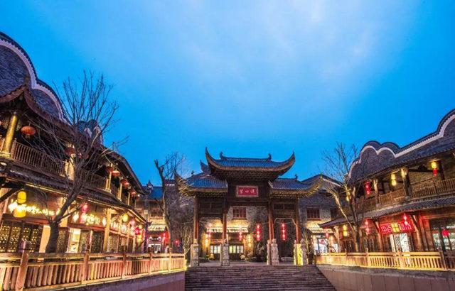 中国四大古镇1、湖北的汉口镇