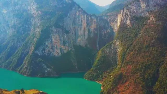 马料溪瀑布在哪里