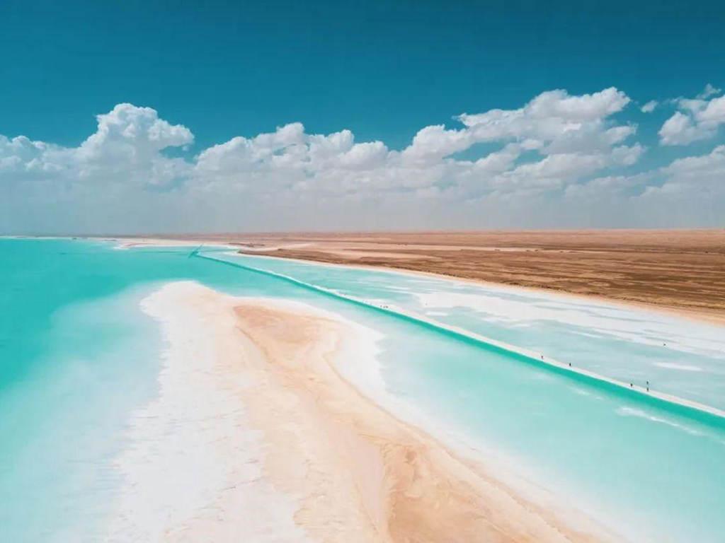中国马尔代夫--东台吉乃尔湖
