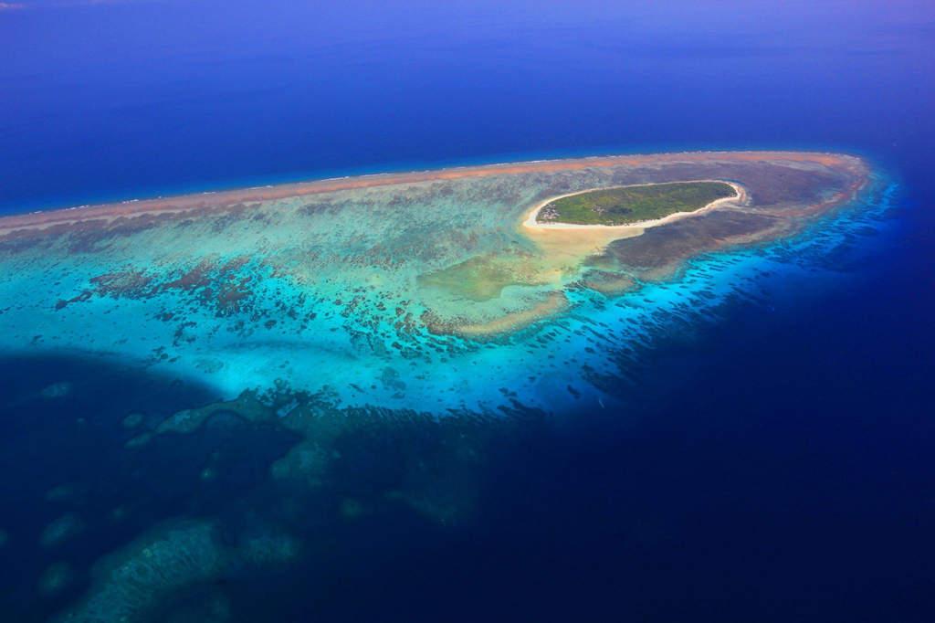 中国马尔代夫--西沙群岛