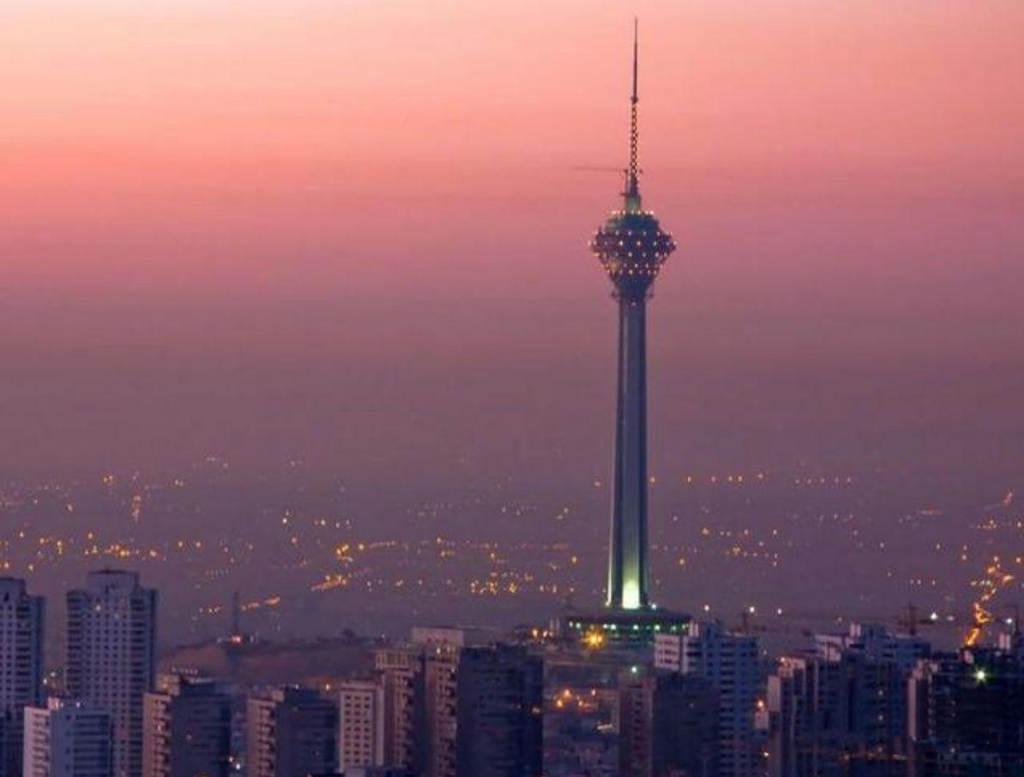 世界上最高的塔第九名:默德塔