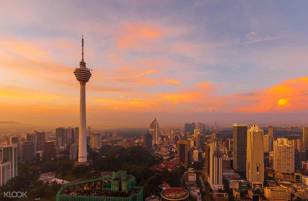 世界上最高的塔第十名:吉隆坡塔