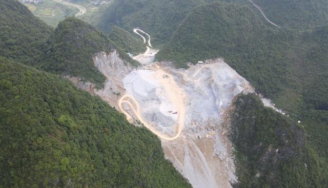 广西一世界级地质公园遭毁灭性破坏