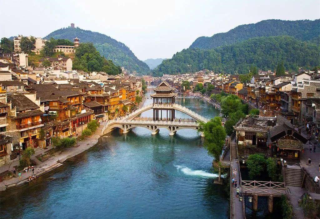 中国四大古城1:徽州古城