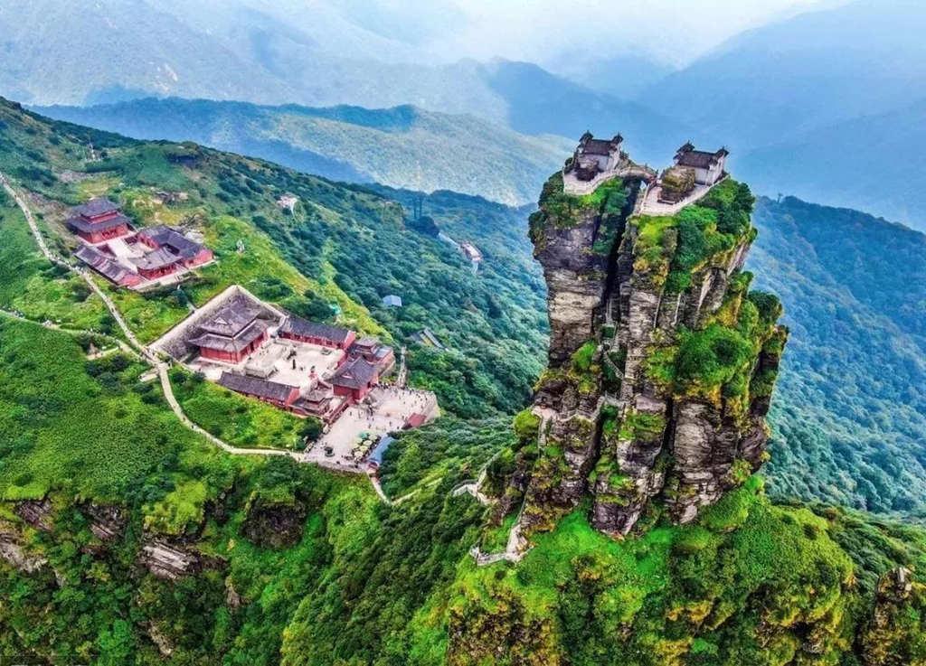 贵州5A级景区2:梵净山风景区