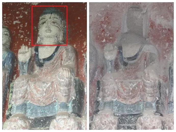 极度愤怒:四川广元20余尊唐代至今的千年佛像被盗
