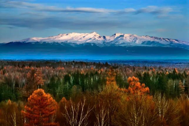 金色的秋天,吉林的这些地方会令你神往!